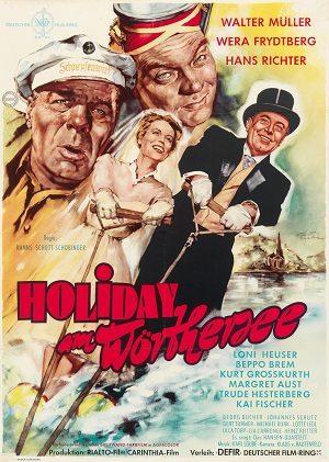 Holiday am Wörthersee (1956)