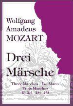 3 Märsche von Mozart