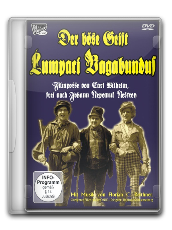 """""""Lumpaci Vagabundus"""" auf DVD"""